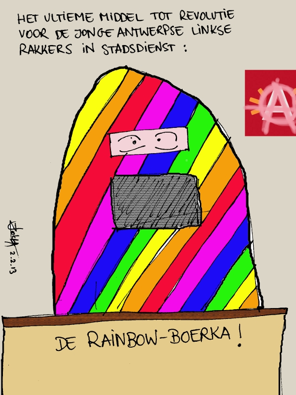 rainbowboerka